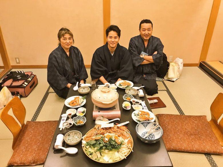 城崎温泉へ家族旅行(前編)|親孝行ができて僕は幸せです