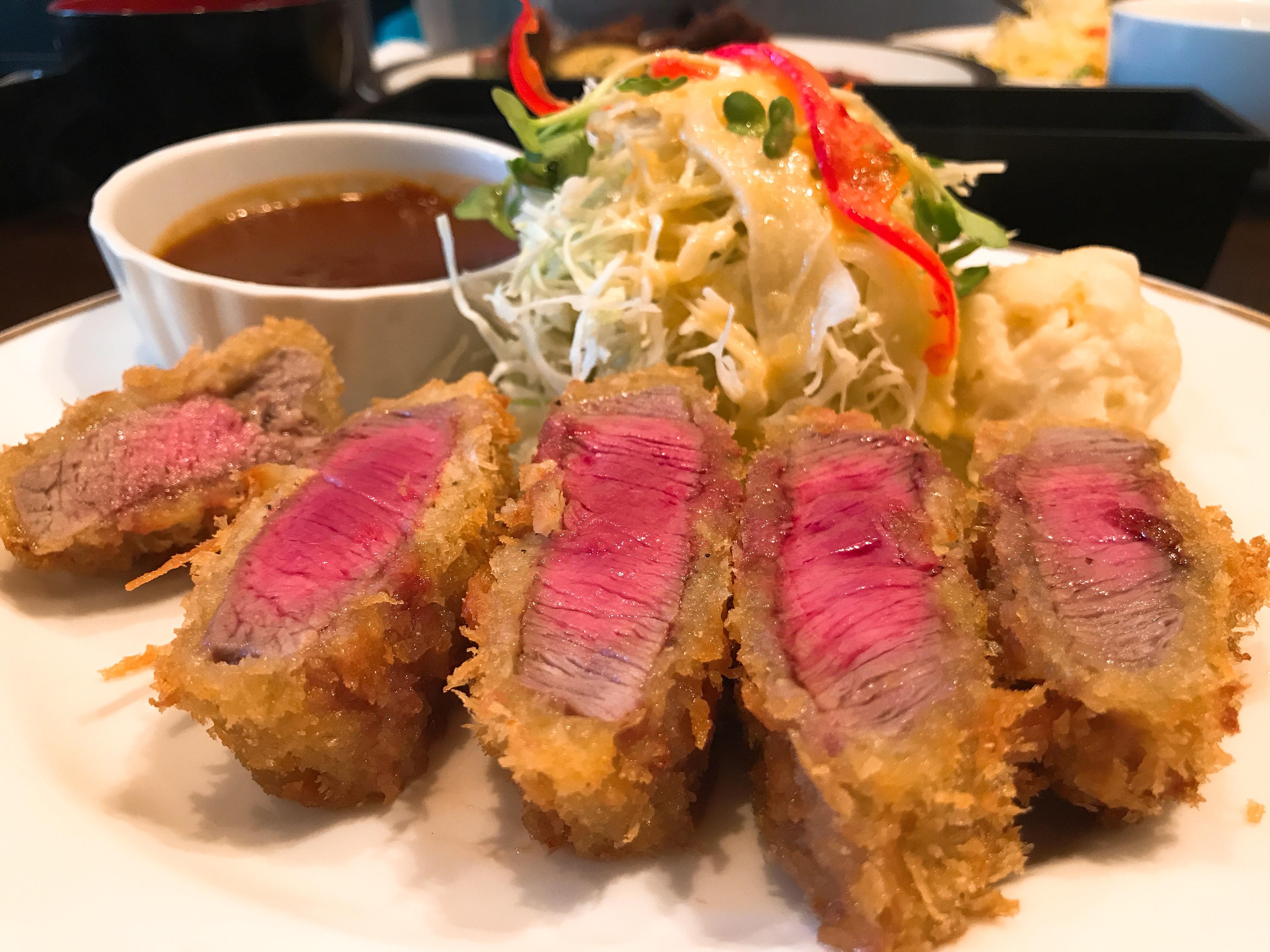 岩屋駅徒歩3分『洋食屋SAEKI』行ってきました♪すごく美味しくてコスパも最高のお店