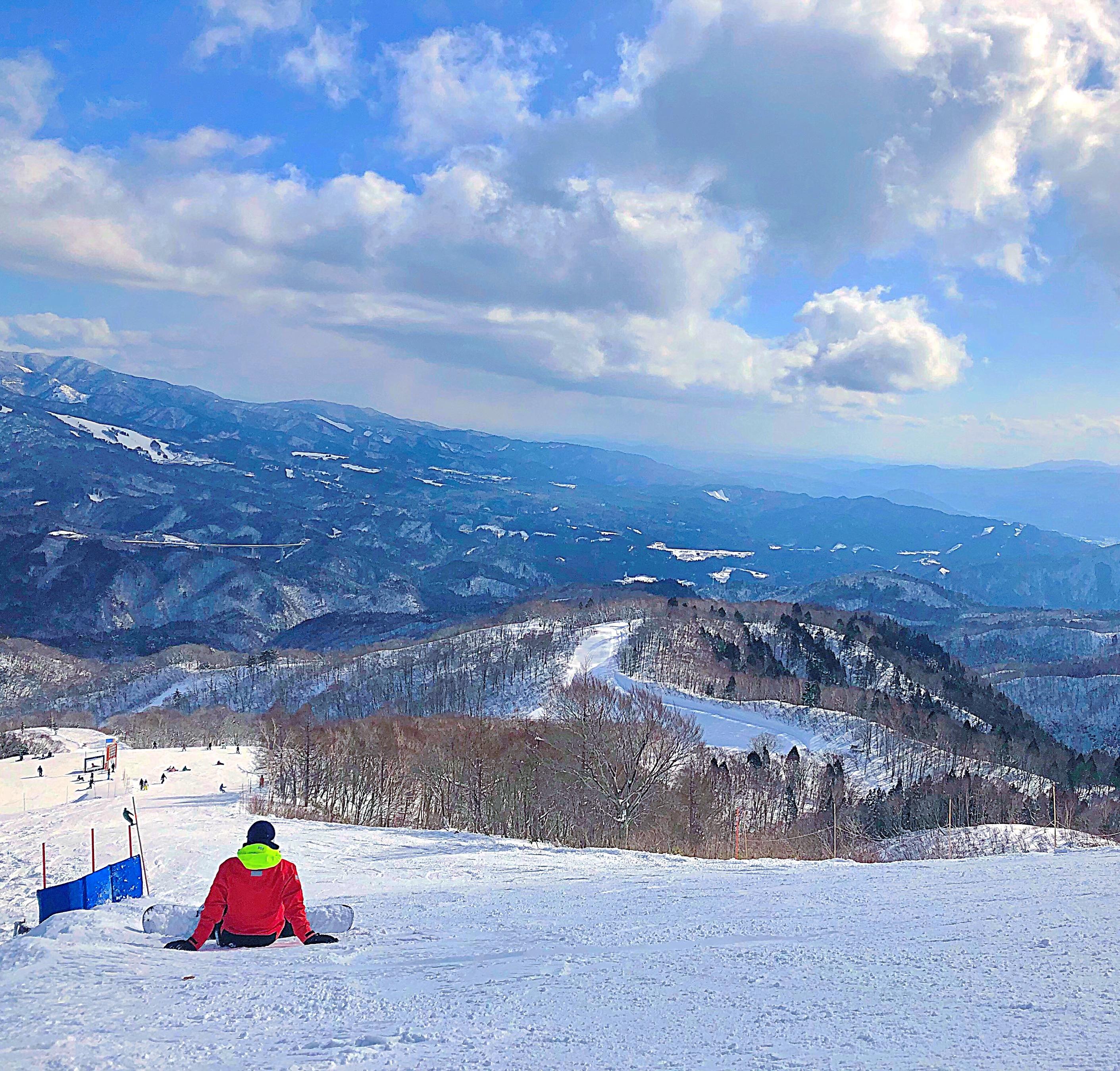 2月20日(水)はお休み頂戴しています|スノーボード行ってきます