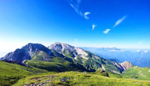 2019年に絶対やりたい事|北アルプス「テント泊」登山